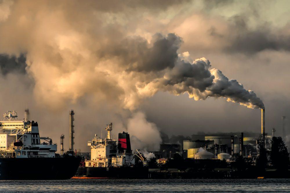 הקשר המסוכן בין קורונה לזיהום אוויר [כתבה]